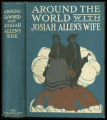 Around the world with Josiah Allen's wife [binding]