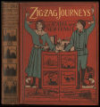 Zigzag journeys in Acadia and New France : a summer's journey of the Zigzag Club through the...