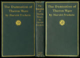 The damnation of Theron Ware, or, Illumination [binding]