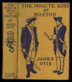 The minute boys of Boston [binding]