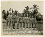 [Colonel Younts with his Unit]