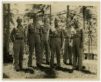 [Colonel Younts and Other Members of the 13th AFPL]