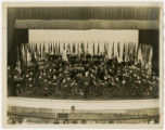 [RAF Band Performs in Greensboro]