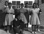 [Group of Dudley High School...