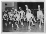 [Majorettes at J.C. Price School]