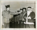 [Santa and a Drill Instructor]
