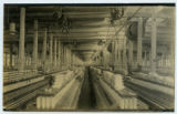 [Interior of White Oak mill]