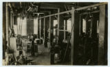 [Interior view of a mill]