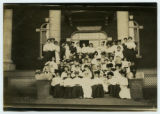 [Group of women and children]