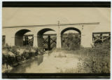 [Railroad viaduct]