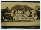 [Seidenberg & Co. parade float]