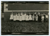 [Group of school children]