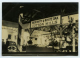 [Proximity & White Oak cotton mills exhibit]