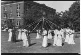 [Ladies Around a Maypole]