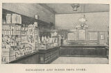 Richardson and Ferris drug store