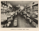Interior of Patterson Bros' store