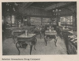 Interior Greensboro Drug Company