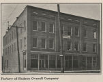 Factory of Hudson Overall Company