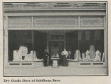 Dry goods store of Schiffman Bros.