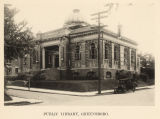 Public Library, Greensboro