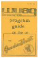 WUAG program guide, June 1982