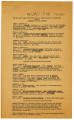 WUAG classical program schedule, February 21-March 4, 1966