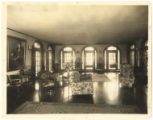 [Interior of Cotten Residence Hall]