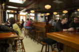 Interior of Old Town Draught House