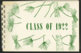 [Class of 1922 folder]
