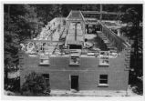 [Construction of the Weil-Winfield residence halls]