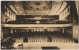 [Interior of Aycock Auditorium]