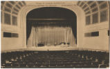 Stage of Aycock Auditorium