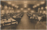Postcard of Dining Hall
