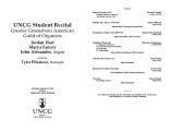 2014-03-22 Organ [recital program]