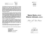 2004-01-13 Davis Johnson [recital program]
