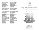 2004-03-24 Women Composers [recital program]
