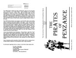 2003-02-06 Pirates of Penzance [recital program]