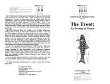 2002-02-07 The Trout [recital programs]