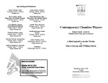 2002-04-03 Contemporary Chamber Players [recital programs]