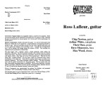 2002-04-04 LaFleur [recital programs]