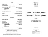 2002-04-23 Caldwell Tucker [recital programs]