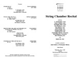 2002-05-01 String Chamber [recital programs]