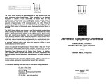 2002-10-06 University Symphony Orchestra [recital program]