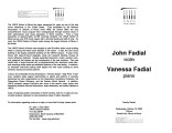 2002-10-16 Fadial Fadial [recital program]