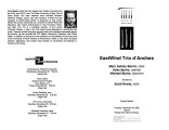 2002-11-18 EastWind Trio d' Anches [recital program]