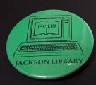 "[""JACLIN"" green button]"