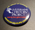 "[""Veteran's History Project"" button]"