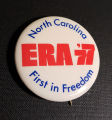 "[""North Carolina first in freedom"" button]"