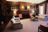 [Library in Alumni House]