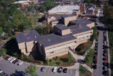 Aerial View of Bryan Building